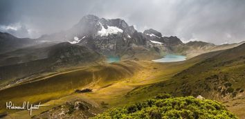 lakes of gangabal