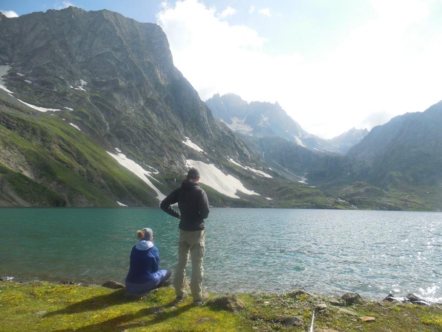 vishansar lakes