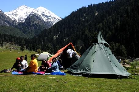 Aru valley pahalgam Kashmir Himalayas