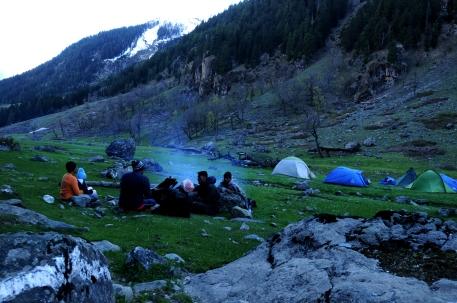 lidderwat campsite