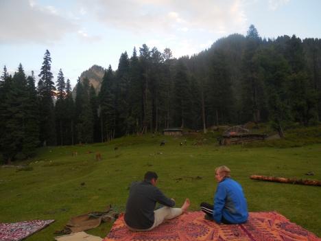 kotpatri valley near aru valley