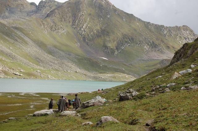 basmay lake