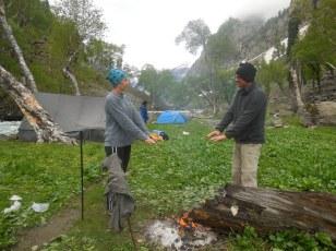 Kashmir alpine valley