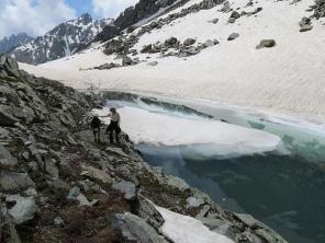 Kashmir hidden lakes