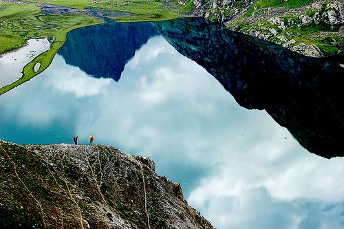Kashmir Alpine trekking